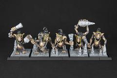 Stone Trolls (revolution8) Tags: stone fantasy warhammer troll