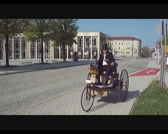 Benz Patent Motorwagen 1886 (Replika) / Replica of the first automobile of the world the Benz Motorwagen of 1886 (Mc Steff) Tags: world car benz first replica karl 1886 bertha patent nachbau motorwagen replika