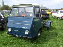 1968 DAF 1010 Pony (Davydutchy) Tags: show holland classic netherlands car festival may pony oldtimer friesland dehaan daf frysln evenement 2013 hoornsterzwaag 7656xb