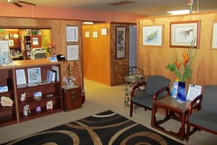 South Kona Physical Therapy - reception area (BarryFackler) Tags: hawaii bigisland clinic healthcare heliconia waitingroom kona captaincook rehabilitation physicaltherapy konacoast hawaiicounty southkona receptionarea hawaiiisland 2013 westhawaii captaincookhi bettybowen bettyfackler southkonaphysicaltherapy bettyfacklerpt kealakekuaranchcenter
