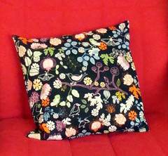 Simple cushion 2 (Sarah K Mc) Tags: handmade sewing cushion