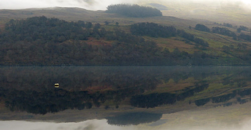 Loch Tay Reflections 1