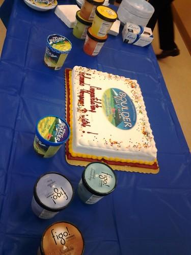 Photo - CCTW Celebration: Boulder Ice Cream