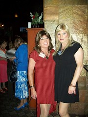 Julie & Susan (susanmiller64) Tags: trip friends vacation lasvegas susan cd crossdressing transgender miller crossdresser gender tg divalasvegas