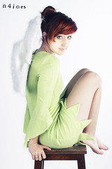 Fairy Clara (maikel_nai) Tags: portrait greeneyes fairy littlegirl fairywings