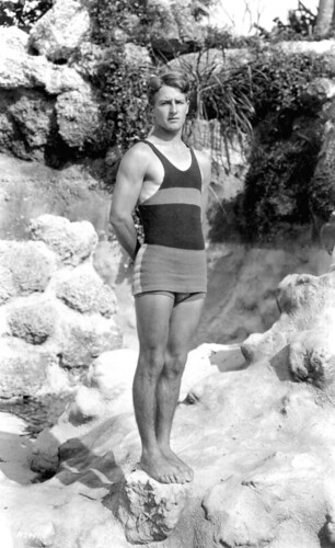 Jack Pierson at the Venetian Pool: Coral Gables, Florida
