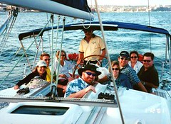 07. Sailing with the IBM & LL Crew - December 2001