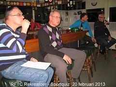 2013-02-20-Rekreatoer Sportquiz-19 (Rekreatoer) Tags: ridderkerk wielrennen sportquiz toerfietsen rekreatoer