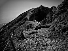 Vesuvio (Sabry Ardore) Tags: italy panorama mountain rock danger landscape volcano lava amazing place napoli vesuvius vesuvio sentiero bocca vulcano cima mounth spectcular