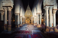 Great Mosque of Kairouan (Philipp Klinger Photography) Tags: africa hall tunisia prayer great north mosque afrika nort