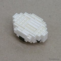 nanoblock Metoo Rabbit Build Instructions (inanoblock) Tags: rabbit bunny lego bricks instructions blocks build metoo nanoblock  nanoblocks