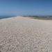 Coastal Landforms - Chesil Beach and Fleet Lagoon, Dorset, United Kingdom