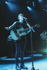 Tegan and Sara September (Bethany Unwin Photography) Tags: music fun greek los theater sara tour angeles most nights quin tegan heartthrob