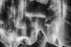 Svartifoss (Kristinn R.) Tags: water waterfall iceland nikon rocks skaftafell d300 svartifoss nikonphotography kristinnr vatnajökullsþjógarður