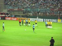 Free Kick Uruguay