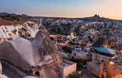 Goreme Magic (Nomadic Vision Photography) Tags: summer turkey unesco historical geology cappadocia goreme rockformation fairychimney travelphotography jonreid tinareid nomadicvisioncom