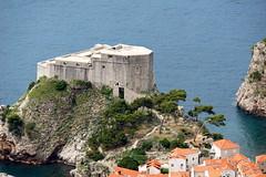 Croatia-01753 - Fortress Lovrijenac