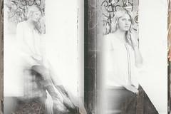 BoutiqueDigiMix (J.Blair Images) Tags: blur girl fashion photoshop canon lights book model glamour experimental blonde lighttrails edit