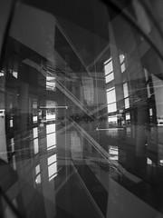 P1010206 (dustinmoore) Tags: blackandwhite bw abstract art architecture blackwhite artistic alt doubleexposure creative multipleexposure futurism bauhaus alternative abstractarchitecture alternativephotography artphotography newvision abstractphoto multiexpose abstractblackwhite