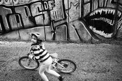 dalla-bici-6 (Sebastiano Pupillo) Tags: rome roma bike bici bikelane bicicletta montesacro fromthebike qbettocom