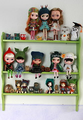 The little green shelf