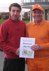 006 - Joe Yorke Nearest the Pin Winner (Neville Wootton Photography) Tags: golf winners canonixus70 2011golfseason stmelliongolfclub joeyorke nevillewootton mensgolfsection redhedzrollupxmastrophy