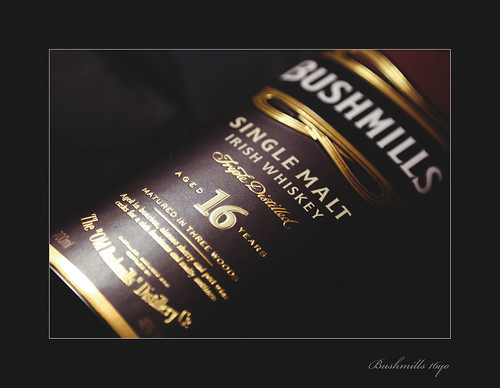 Bushmills 16yo single malt