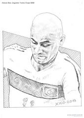 Hasan Sas Jogador Turco Copa 2002