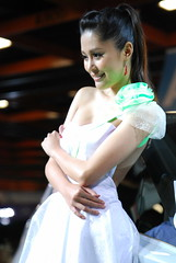 2014  Mitsubishi () Tags: december taiwan indoor autoshow showgirl taipei   sg tamron mitsubishi sb800      2013 a007 taipeiintlautoshow intl  2014