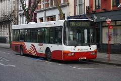 Bus Eireann VWL115 (00C30852). (SC 211) Tags: volvo cork wright renown buseireann southmall b10ble february2012 vwl115 00c30852