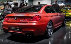 Matte painted BMW M6 (Makani_Photography) Tags: brussels paint expo silk bmw f18 m6 autosalon matte 2014 heizel grandcoup