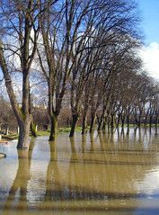 flood in petrinja, croatia (seanfderry-studenna) Tags: bridge water river waterfront flood croatia bank most balkans kupa postwar hrvatska balkan waterbank setaliste nasip poplava petrinja sunsunshine petrinjcica ovwerflow
