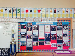 Black History Month Bulletin Board 2014