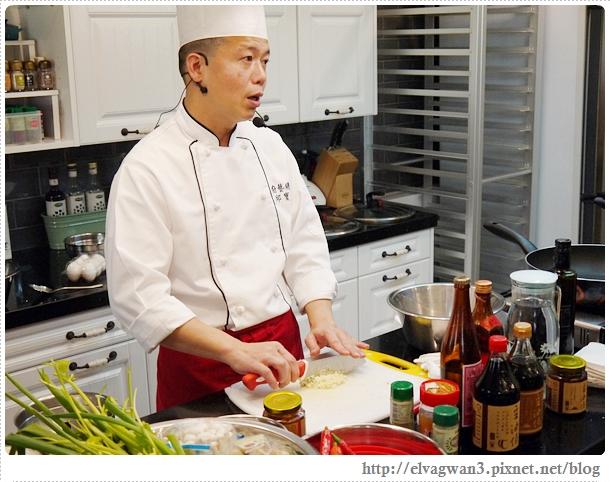 豆油伯廚藝教室-邱寶郎師傅-客家米苔目煎肉餅-3