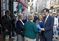 Mariano Rajoy en Pontevedra (Partido Popular) Tags: rajoy pontevedra pp partidopopular albertonuezfeijoo eleccioneseuropeas2014
