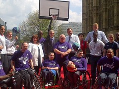 "Stephen Mosley MP joins other MPs and GB Basketball players to raise profile of basketball in Parliament • <a style=""font-size:0.8em;"" href=""http://www.flickr.com/photos/51035458@N07/14058992106/"" target=""_blank"">View on Flickr</a>"