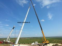 10 Turbina Minieolica 60kW coolbine italia