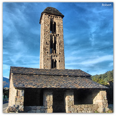 Engolasters - Sant Miquel d'Engolasters (.Robert. Photography) Tags: robert iglesia sant andorra campanario románica esglèsia miquel campanar escaldes cruzadas engolasters engordany romànica