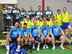 2014 Winnaars A-poule