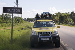 More 444 AFR on Uganda Equator