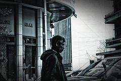 Faces in Hamra street (amal MC) Tags: street people lebanon costa corner walking faces coffeeshop beirut hamra