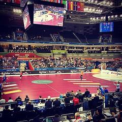 France VS Slovenia #liveitwinit #qatar #qatar2015 #qatar_2015 #qatar_handball_2015 #handball #hand #france #french #slovenia #daly3d #sport #live #media #instaqatar #instagram #instahand #instadoha