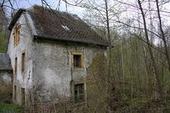 Abandoned mansion (B) (sensaos) Tags: travel urban house europe belgium decay exploring forgotten mansion exploration derelict ue urbex 2013 sensaos