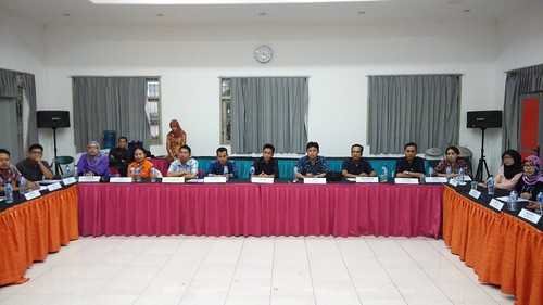 "POS Indonesia. Pembekalan untuk calon Kepala Kantor se Jawa Barat • <a style=""font-size:0.8em;"" href=""http://www.flickr.com/photos/41601386@N04/16278919899/"" target=""_blank"">View on Flickr</a>"