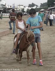 Shetland pony rides (niscratz) Tags: spain huelva andalucia 2014 elrocio