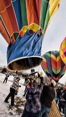 Hudson Hot Air Balloon Fest 2015 (SPP- Photography) Tags: balloons hotairballoons hudsonwi a6000 sonya6000 hudsonhotairballoonfest2015