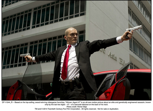 Rupert Friend Goes Badass In HITMAN: AGENT 47 Trailer
