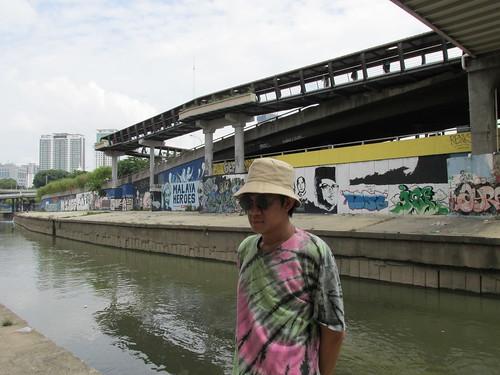 Ralph, Couchsurfing, Malaisie