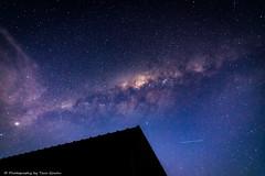 DayBreak Milky Way (Photography By Tara Gowen) Tags: longexposure blue stars nikon satellite australia milkyway southernsky nikonaustralia tokina1116mm taragowen photographybytaragowen
