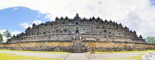 borobudur - java - indonesie 52